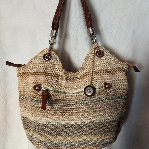 The Sak Handbags - The Sak Large Hobo NWOT